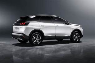 Suv Peugeot The New Peugeot 3008 Suv Arrives In Showrooms January 2017