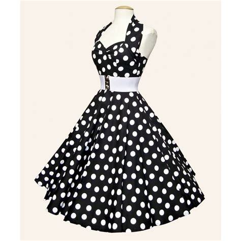 Dress 2 In 1 Dot White black and white polka dot dress dress ty