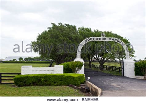 south fork ranch texas southfork ranch dallas texas stock photo royalty free
