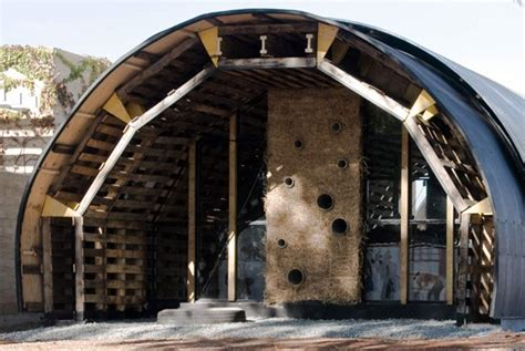 Vault House by Diy Superinsulated Vaults Building