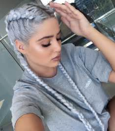 Two french braid with weave 51 different french braids styles with