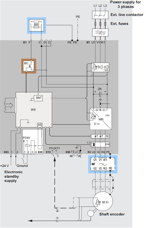 frequency inverter wiring diagram images wiring diagram