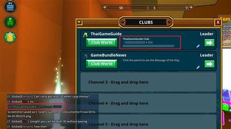 mod game thailand trove thai mod 01 thaigameguide