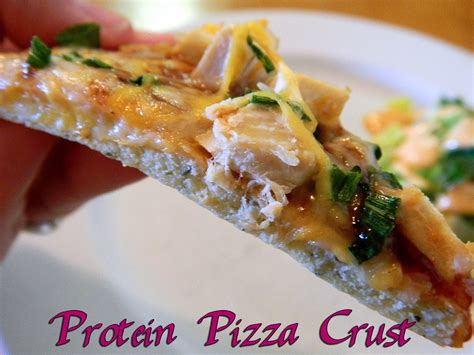 protein pizza bariatric protein pizza crust