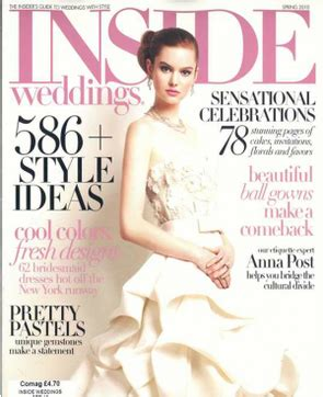 Top Wedding Magazines by Top Wedding Bridal Magazines Top10weddingsites