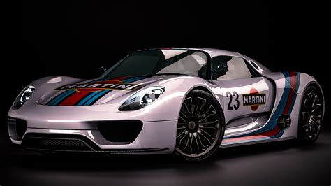 porsche 918 racing porsche 918 prototype vintage martini racing by nancorocks