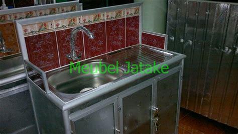 Rak Cuci Piring Aluminium jual meja wastafel cuci piring rak piring keramik kran