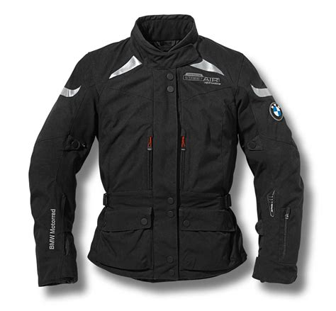bmw motorrad launches airbag jacket street air dry