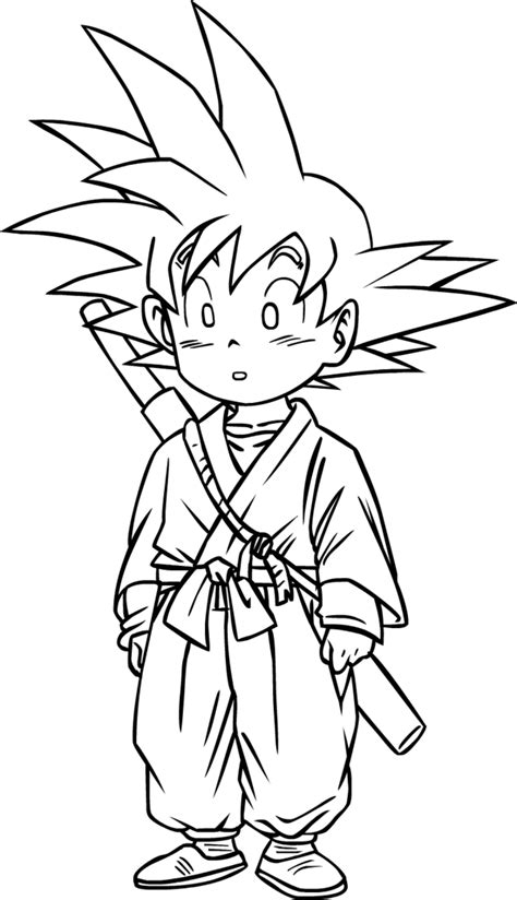 Goku 08 By Accelerator16 On Deviantart