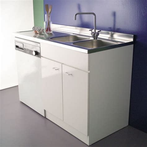 lavello con mobile mobile sottolavello cucina porta lavatrice lavastoviglie