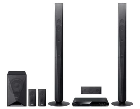 Home Theater Polytron sony dav dz650 5 1 channel dvd home theater system