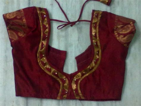 indira designs used to stitch blouses new model pattern