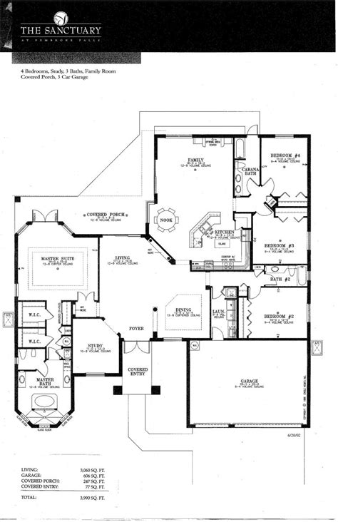Floor Plans Florida by Engle Homes Floor Plans