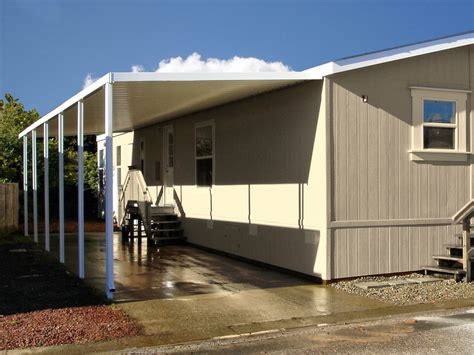 mobile home metal awnings mobile home awnings superior awning