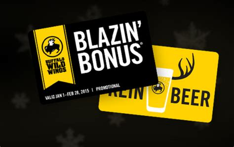 Where Can I Buy Buffalo Wild Wings Gift Cards - 4 free buffalo wild wings cards worth up to 100 each