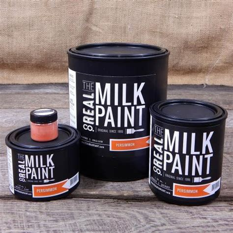 milk paint persimmon environmentally friendly non toxic paint