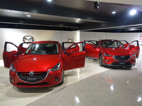 mazda manufacturer marc s blog japan2016 mazda museum and factory tour in