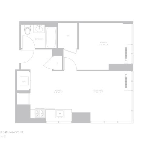 820 fifth avenue floor plan streeteasy the dylan at 309 fifth avenue in midtown south