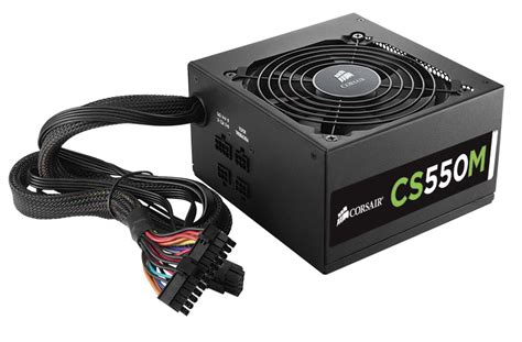 Corsair Vs Series Vs550 Psu Atx Power Supply True Gamin Terjamin review corsair cs modular 550w psu hexus net