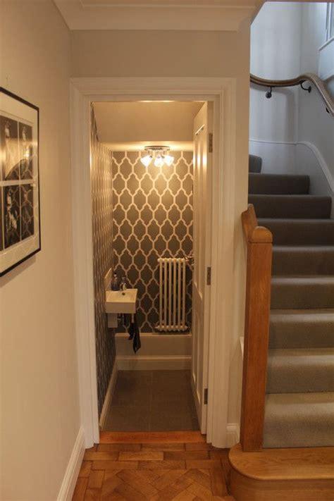 under stairs bathroom 28 best powder room ideas images on pinterest bathroom