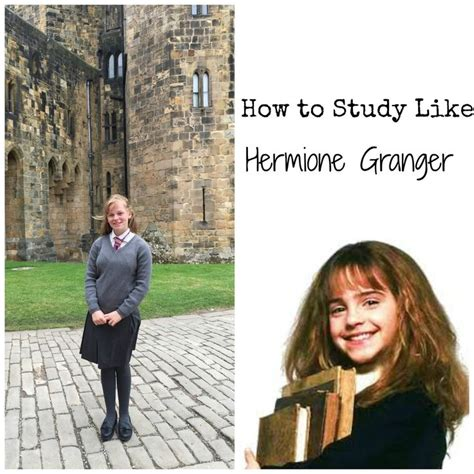 How To Study Like Hermione Granger by 73 Best Watson Images On