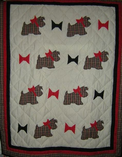 Scottie Quilt Pattern by 77 Best Images About Scottie Dogs Quilt On
