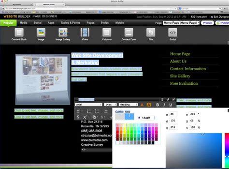tutorial godaddy website builder website builder content block youtube