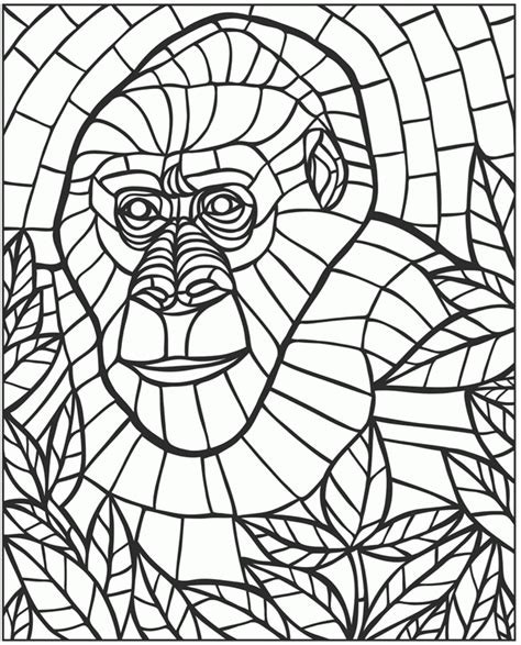 mosaic patterns coloring pages mosaic patterns coloring pages coloring home