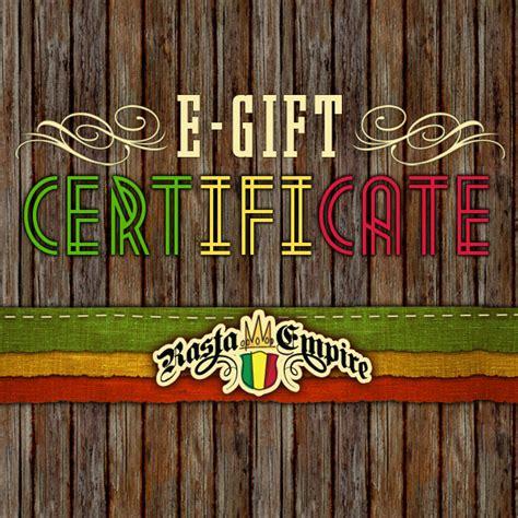 Instant E Gift Cards - rastaempire com e gift cards bob marley and rasta gift ideas
