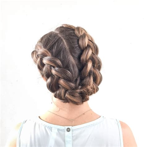 different hair styles with briad pinned up heather chapman braids and brides workshop