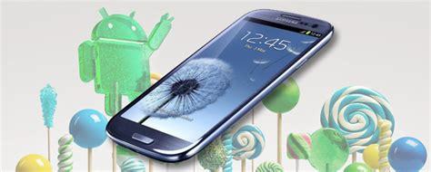 Samsung S3 Lollipop samsung galaxy s3 bekommt android 5 0 lollipop portierung