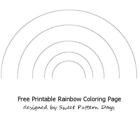 customize your free printable color the rainbow coloring sheets coloring and rainbows on pinterest