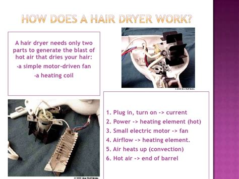 Hair Dryer How It Works how does a hair dryer work proquestyamaha web fc2