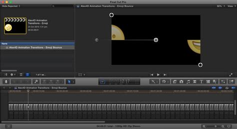final cut pro hardware requirements alex4d animation transitions