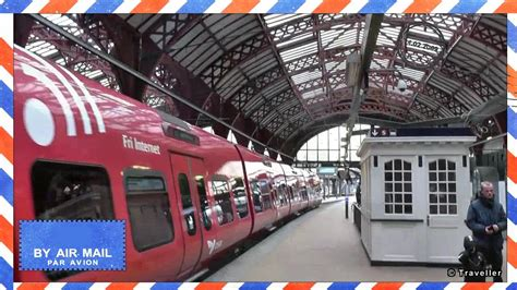 Copenhagen To Queue For Shortcut 6 by Copenhagen Central Station With Dsb S Trains