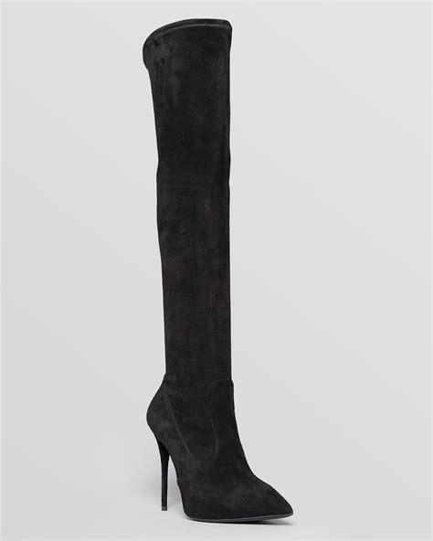 giuseppe zanotti the knee platform boots yvette