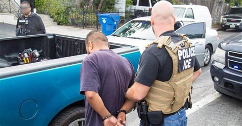 Los Angeles Search Criminal Arrests Nearly 200 In Los Angeles Area Operation Targeting Criminal Aliens