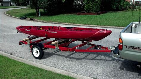 harbor freight boat trailer length 17 best ideas about kayak trailer on pinterest diy kayak