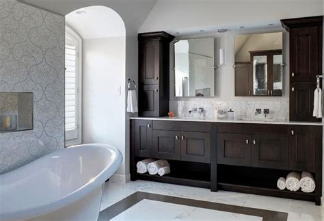 ta bathroom remodel 45 stunning transitional bathroom design ideas to make your day