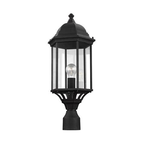 Newport Coastal Dunbar Outdoor Black Post Light 7982 21b Newport Coastal Outdoor Lighting