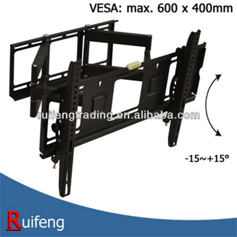 Tv Bracket 1 5mm Thick 600 X 400 Pitch For 32 65 Inch Tv B Limited vesa 600x400mm motion tv wall mount buy 180 degrees swivel tv wall mount led swivel mount