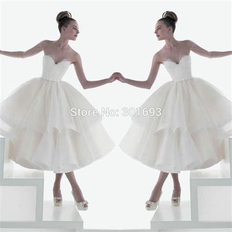 pattern for vintage tea dress oumeiya omw120 organza sweetheart tea length 50s or 60s