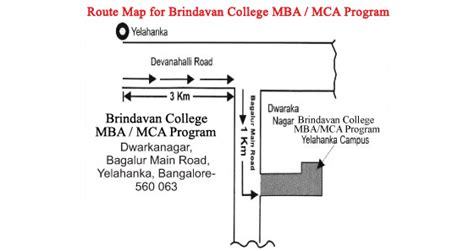 Brindavan College Of Mba Mca by Brindavan College Mba Mca