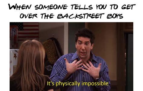 Backstreet Boys Meme - cruising with the backstreet boys winning door friends