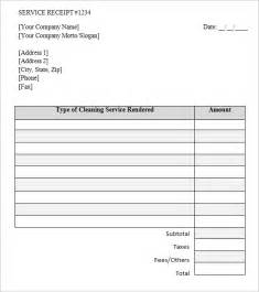 cleaning invoice template cleaning service invoice template printable word excel