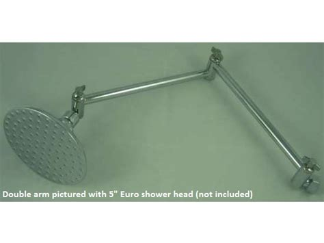 Shower Extension Arm by Brass Extension Arms Neatitems