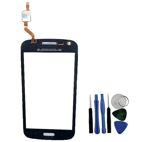 Samsung Galaxy I8262 Touchscreen Digitizer Black Display Touch Screen Digitizer Tools For Samsung