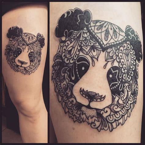henna tattoo vancouver 1000 ideas about panda tattoos on pinterest panda