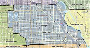 west towns map west town chicago real estate homes for sale