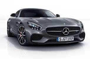 2016 Mercedes Amg Gt 2016 Mercedes Amg Gt Kicks With Edition 1 Model